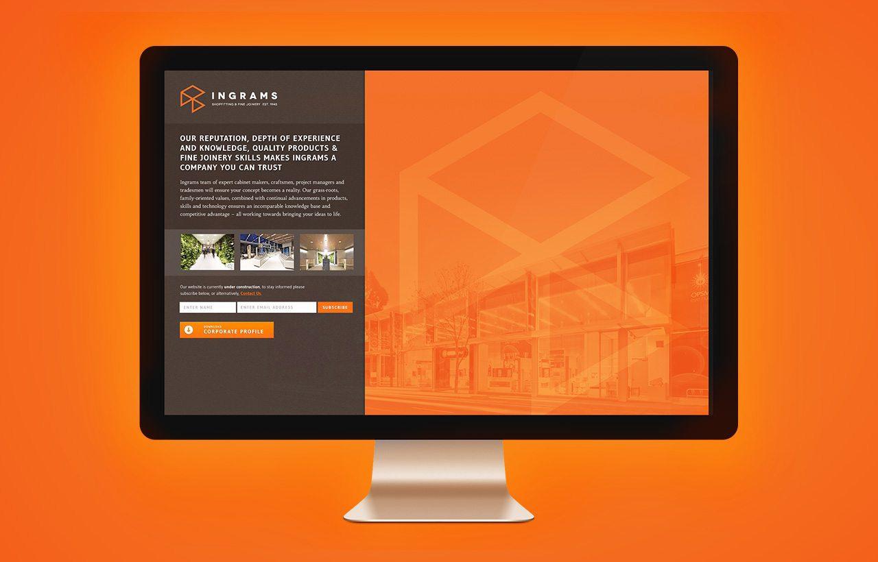 Ingrams website