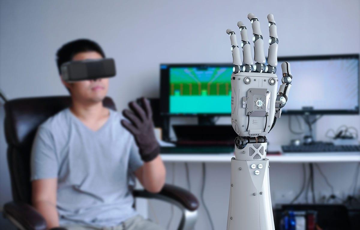 Bionics Challenge 2020 Robotic Hand