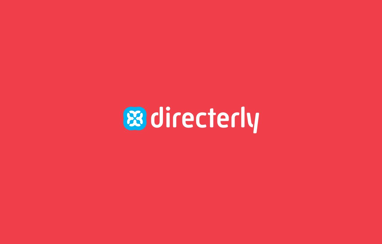 Directerly logo - red