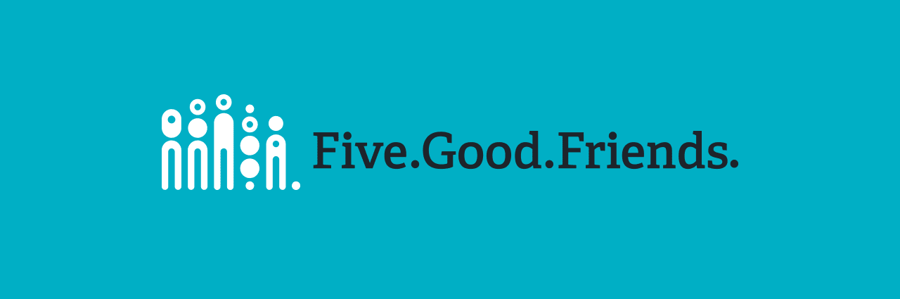 Five Good Friends logo