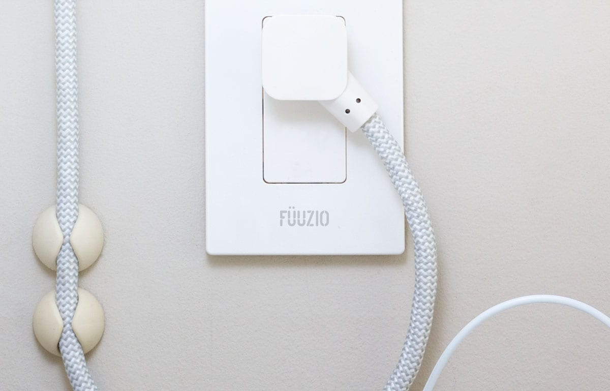 Fuuzio Wall outlet