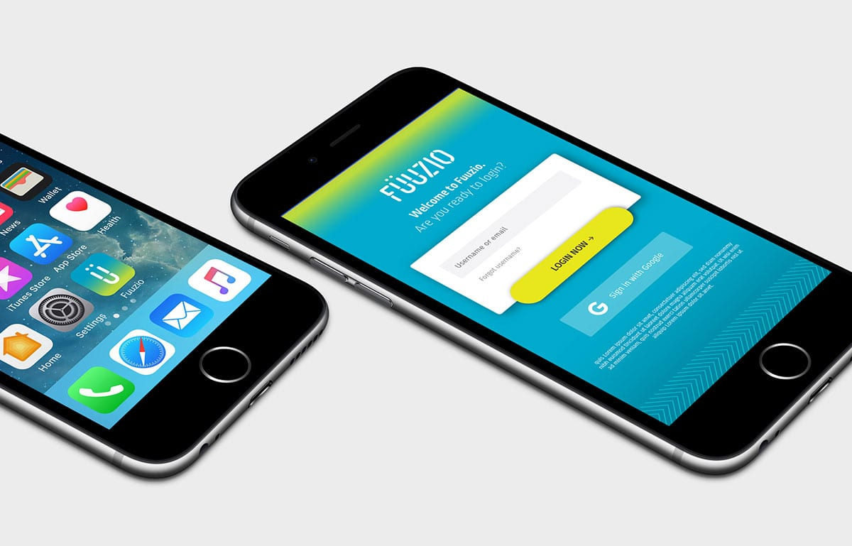 Fuuzio iPhone
