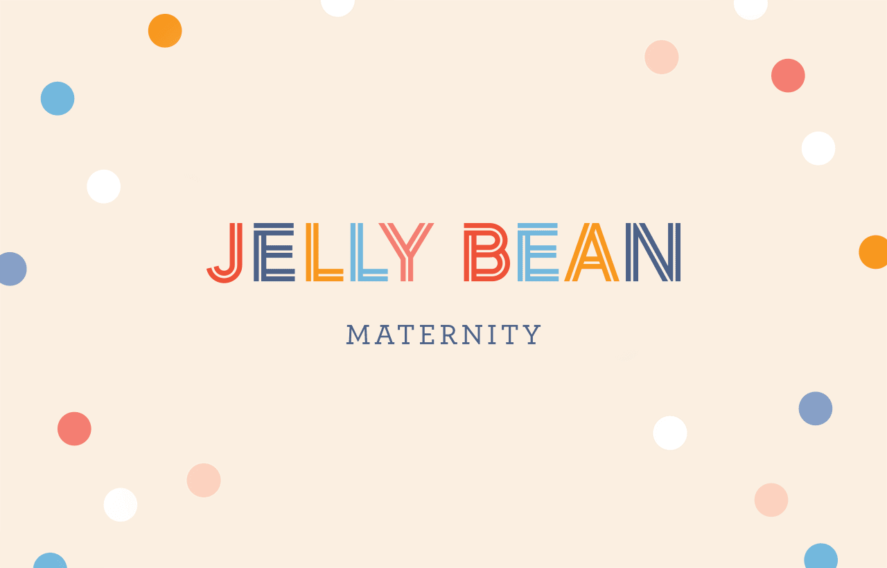 Jelly Bean Maternity logo