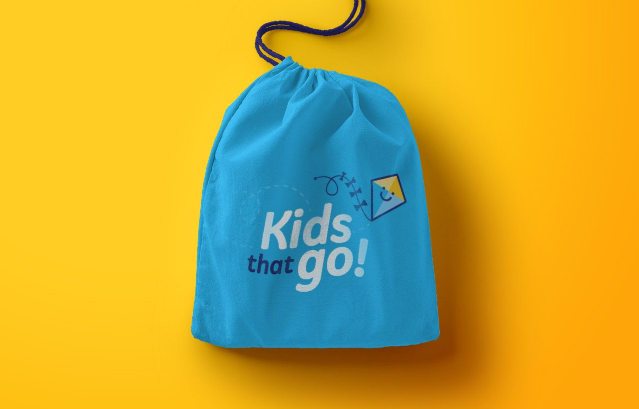 Kids that Go bag