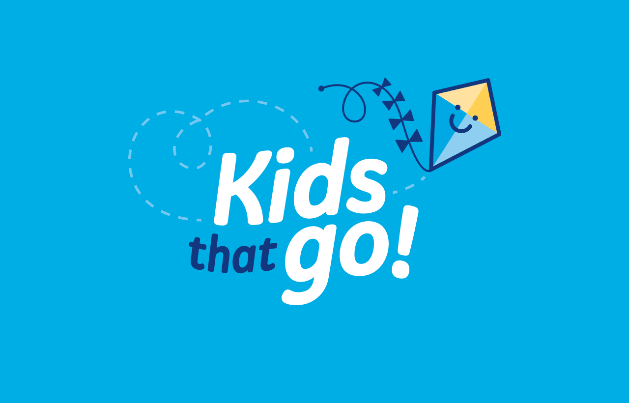 Kids that Go Kite logo