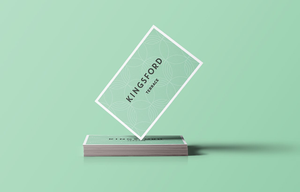 Kingsford Terrace Business Cards