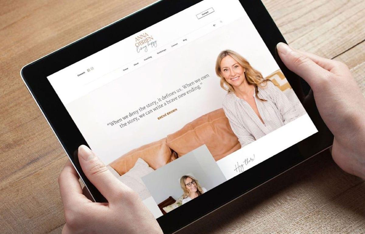 Living-Happy-iPad