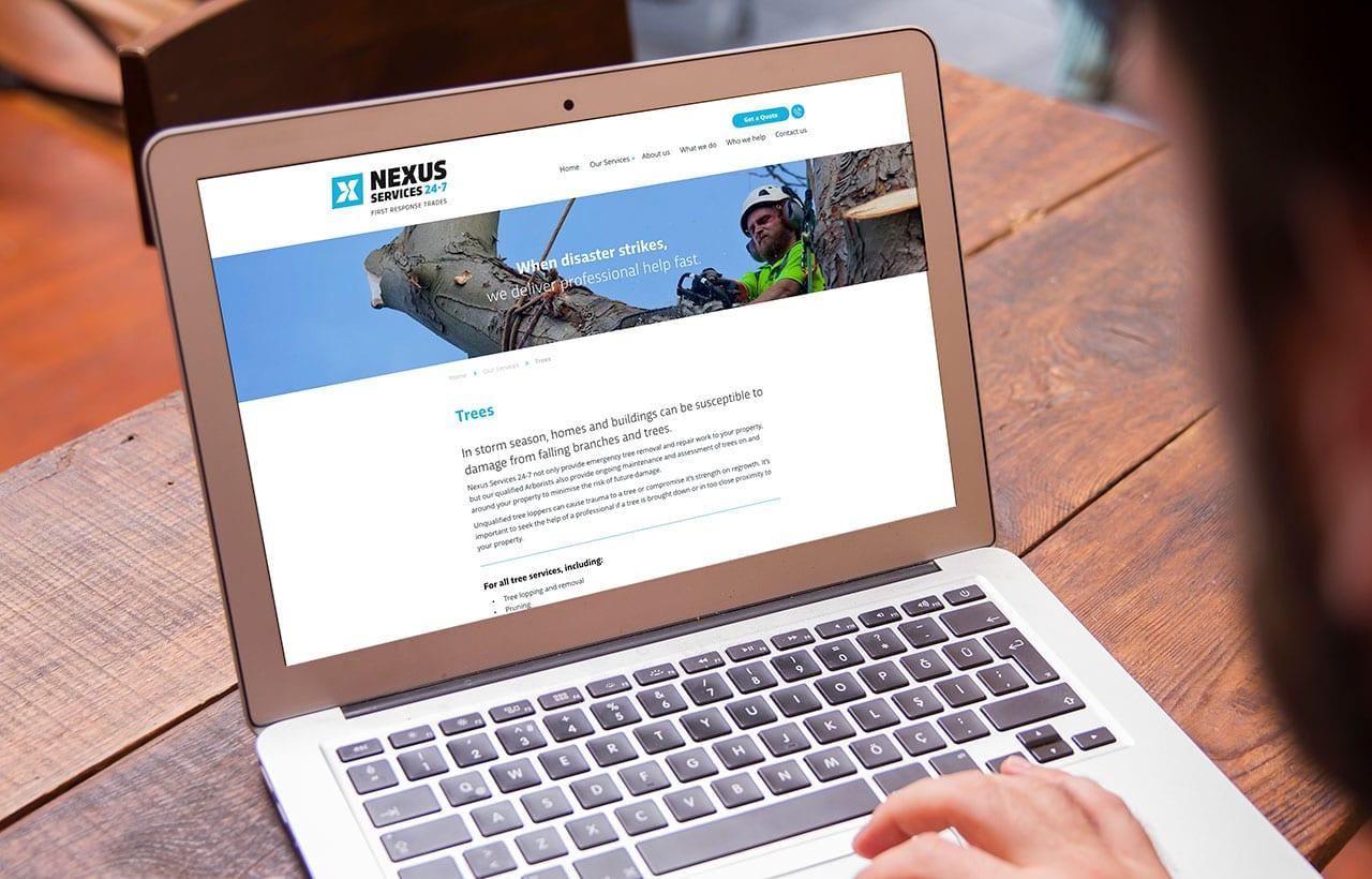 Nexus 247 Desktop