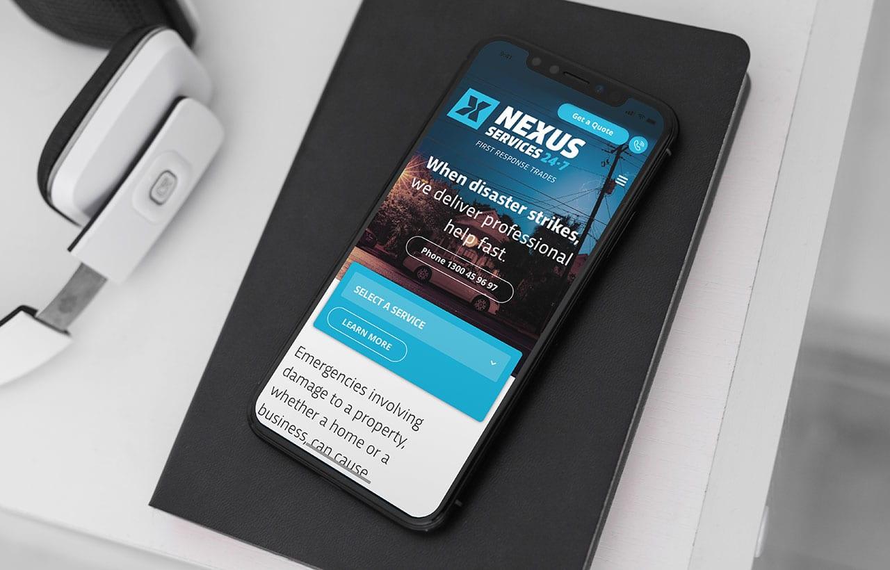 Nexus 247 Mobile