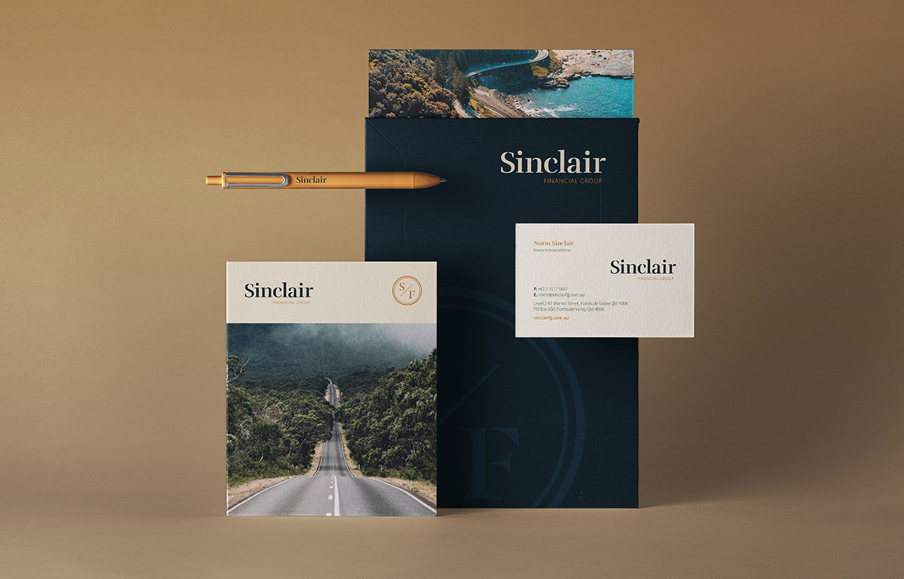 Sinclair Financial Stationery