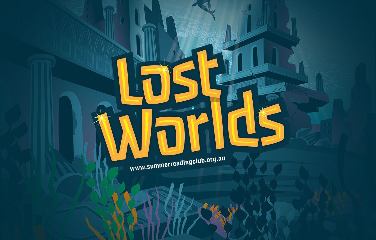 Summer Reading Club 2015 - Lost Worlds