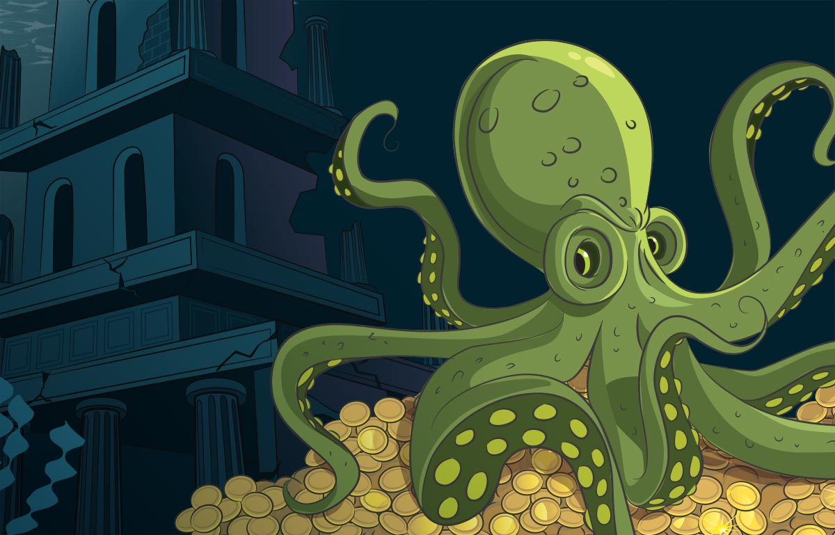 Summer Reading Club 2015 Octopus