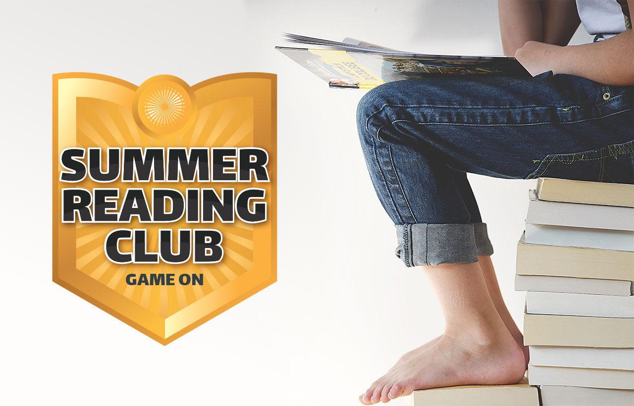 Summer Reading Club 2017 Logo