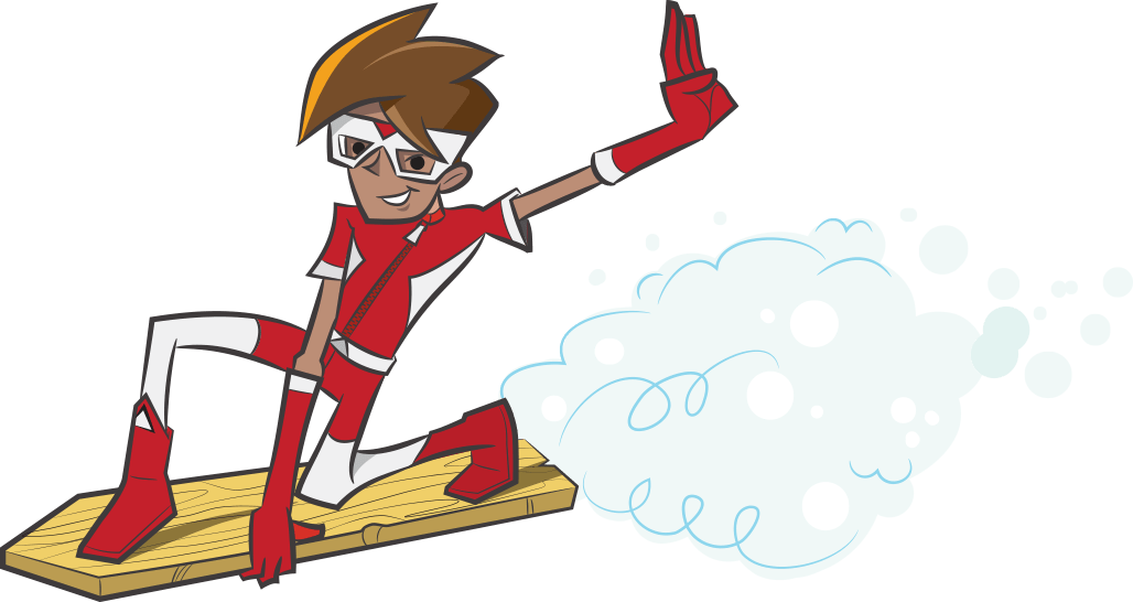 Summer Reading Club 2016 rocket boy