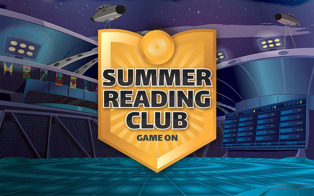 Summer Reading Club - Game On