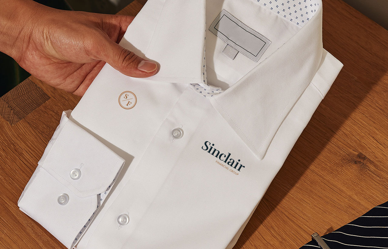 Sinclair Financial Business Shirt
