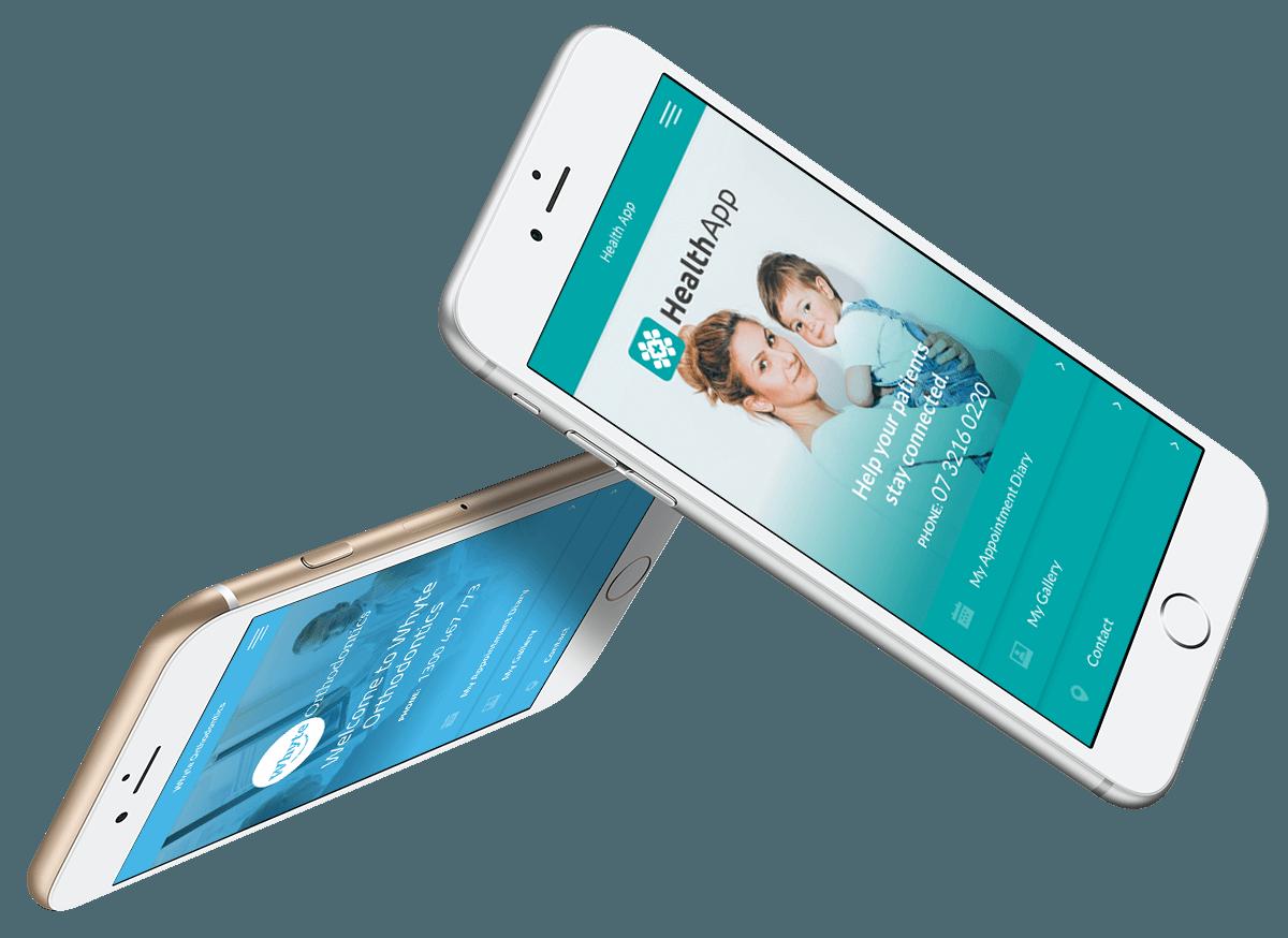 Winning Media Health App