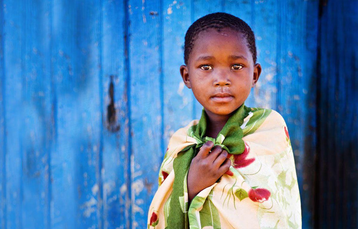 World Vision Child
