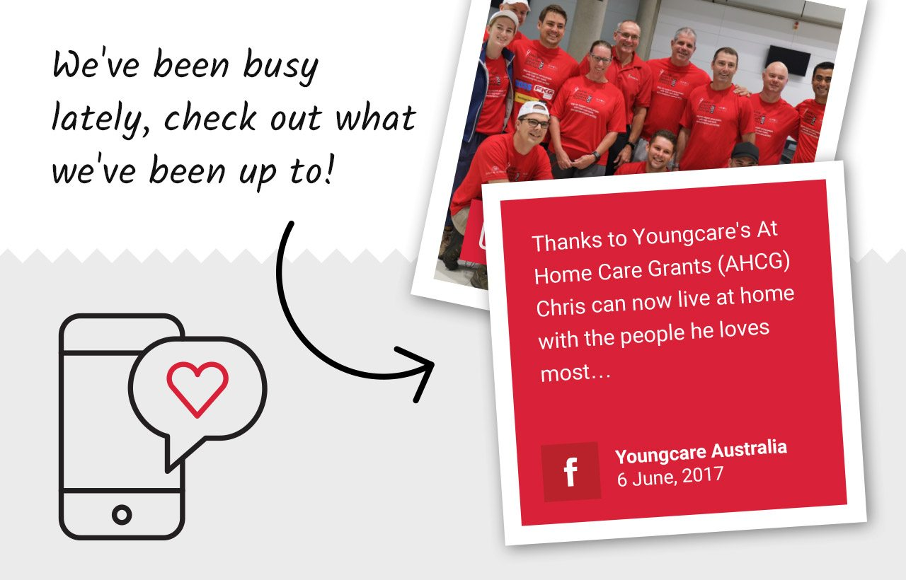 Youngcare website design details