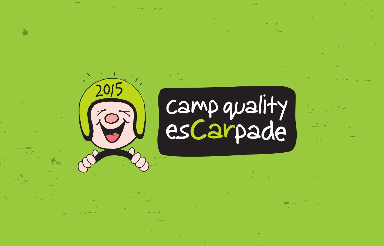 Camp Quality Escarpade logo