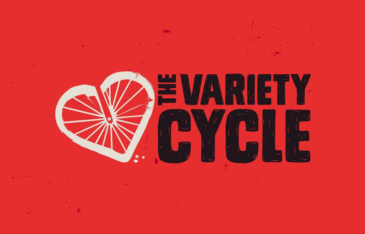 Variety Cycle 2015 logo
